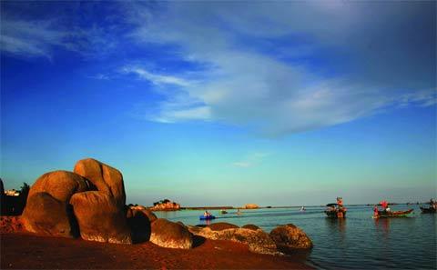 蟹肥膏黄的季节 9月赏景吃海鲜