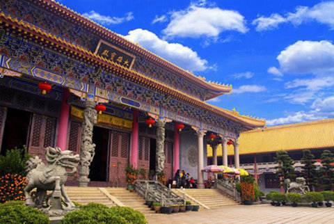 夏日自助游梧州 探寻岭南名城文化和美食