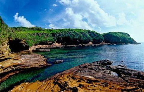 北海斜阳岛