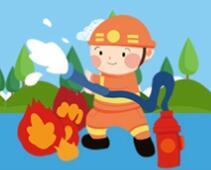 野外遇到林火如何避险?