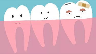 你的牙齿也怕冷!别让牙齿遭遇