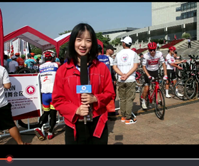 柳州:2019环广西柳州至桂林赛段开赛