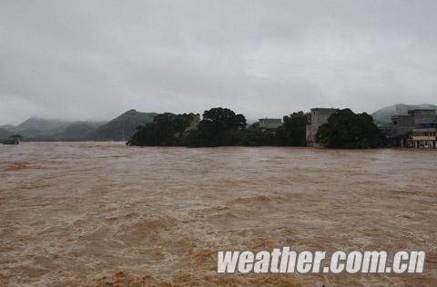杭州市15天气预报_来宾特大暴雨受灾严重 - 天气实况 -中国天气网