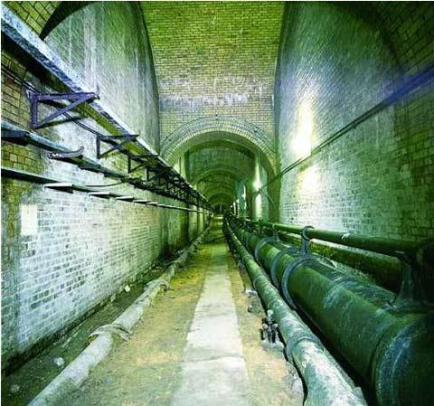 青岛德国租界下水道_德国地下排水系统青岛地下排水系统 日本地下排水系统 图片