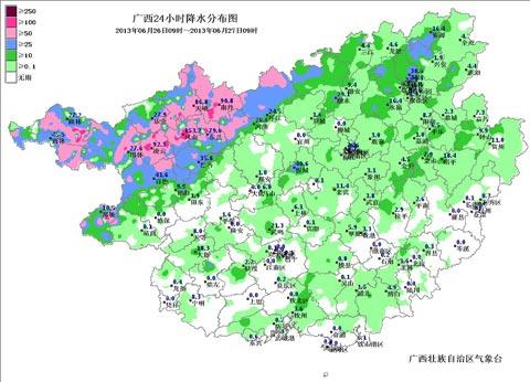 广西柳州河池市地图