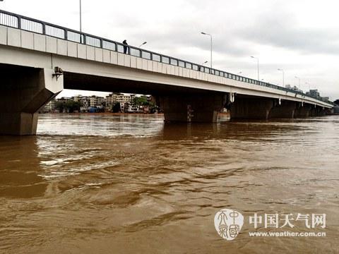桂林漓江水位开始上涨 三月三将现持续性强降水