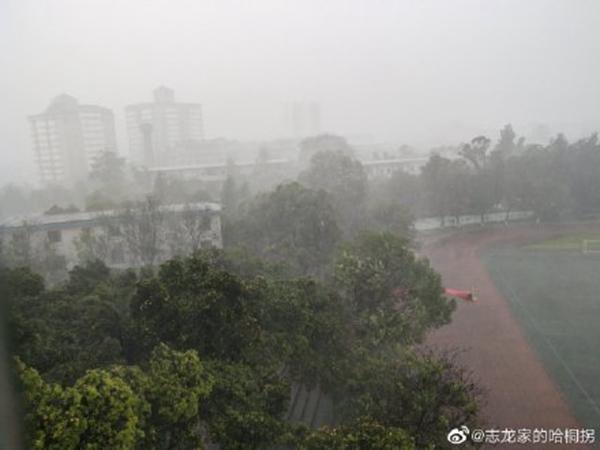 今后三天广西北部多降雨 高考期间大部闷热感强