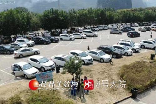 桂林各高速路迎来车流最高峰 这几条高速最繁忙