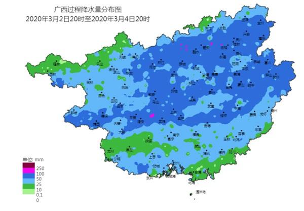 2020年3月以来暴雨过程影响评价
