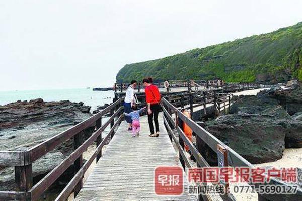 """涠洲岛复苏!""""中国最美海岛""""送福利广西人都有份"""