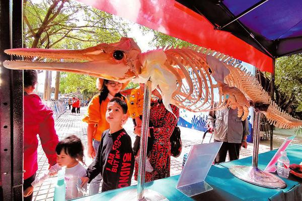 广西启动水生野生动物保护科普宣传月活动