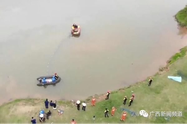 广西3女生江中溺水身亡