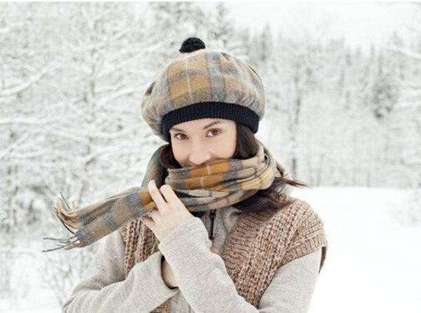冬至霜满地 一天渐比一天寒