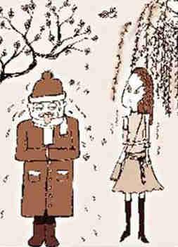 冷空气将至 雨水时节多阴雨气温下降