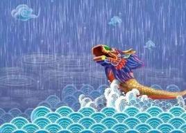小满龙舟水满降雨多 体感闷热