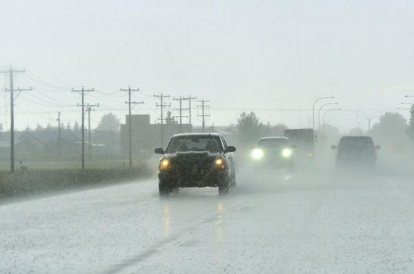 """""""小满""""广西天气复杂又多变 高温暴雨雷雨频出现"""
