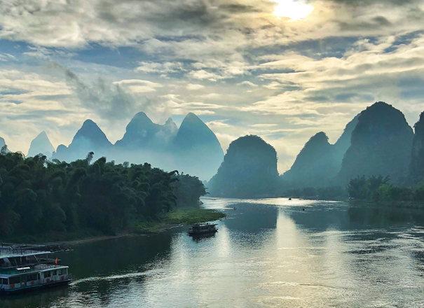 """都说""""桂林山水甲天下"""" 你知道哪个季节的桂林最美吗?"""