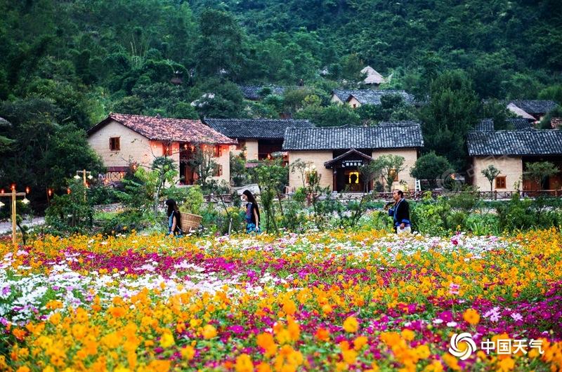 歌娅思谷•中国白裤瑶生态民俗风情园景区