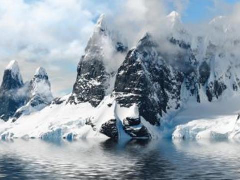 """""""气候与水""""之冷冻水"""