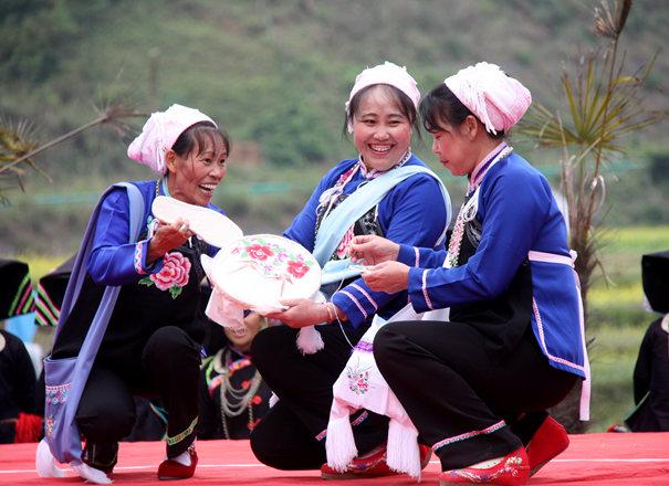 你知道三月三吗?这可是广西人独有的假期