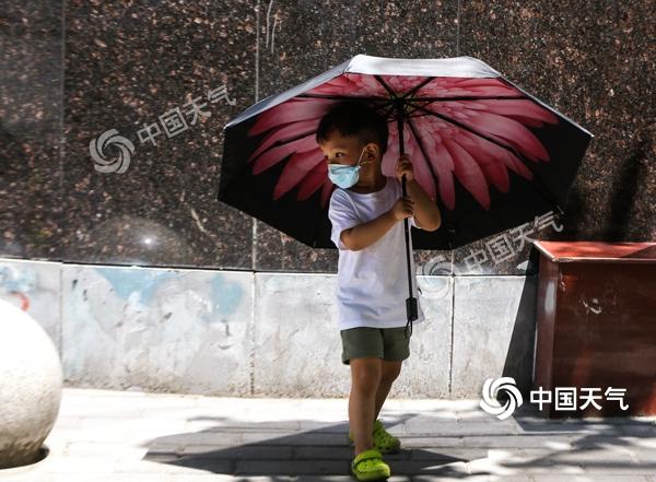 8日夜间起贵州大部喜提降温降雨 局地将有强对流