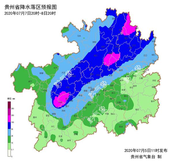 高考期间我省多阵雨和雷雨  南部地区需防范高温天气!