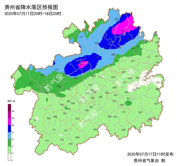 暴雨继续!今夜起,我省自北向南将再次出现强降雨天气