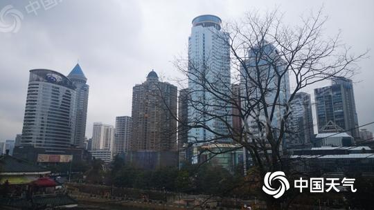 强冷空气入侵贵州 全省再现低温雨雪凝冻天气