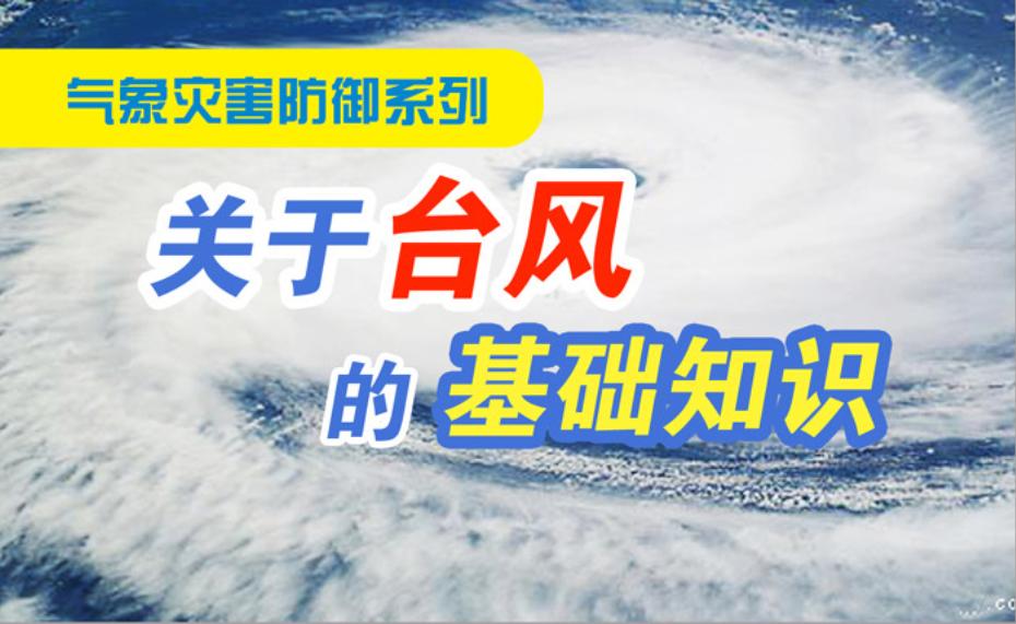 关于台风的基础知识