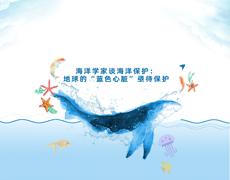 """海洋学家谈海洋保护:地球的""""蓝色心脏""""亟待保护"""
