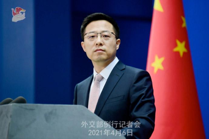 外交部发言人赵立坚谈博鳌亚洲论坛2021年年会