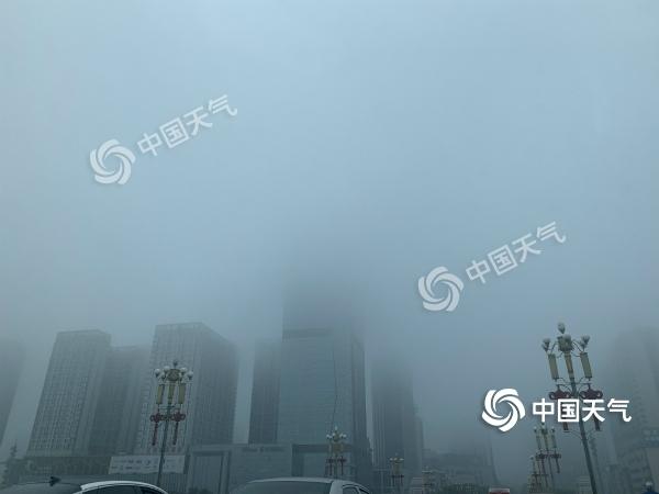 湖南永州等地今日有大到暴雨 明日重回阳光怀抱