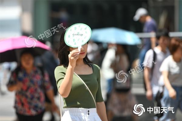 重庆今明天有强降雨部分地区暴雨 气温再度下滑