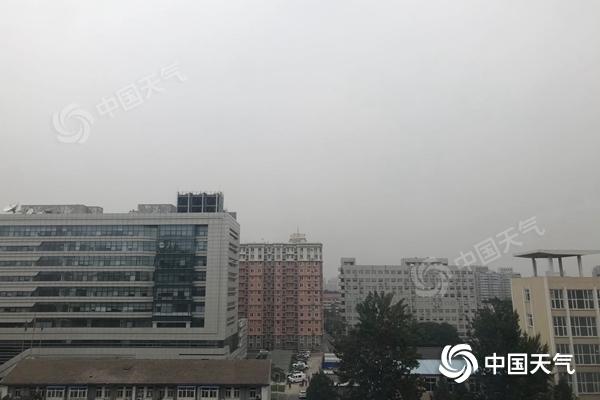 北京周末两天多分散阵雨 明夜有全市性降雨
