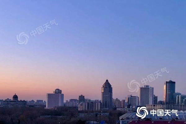 回暖!北京今日最高气温8℃ 后天升至15℃