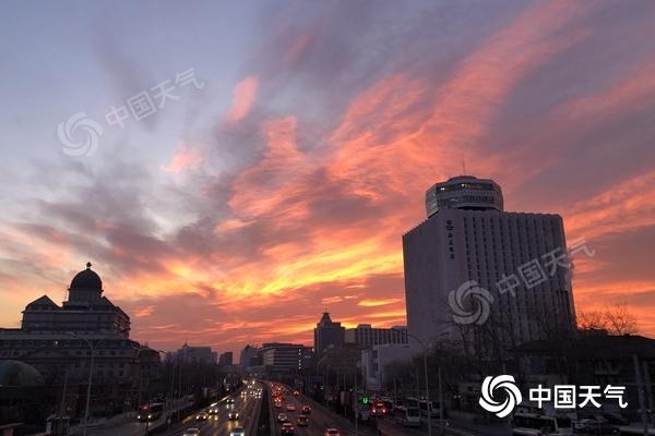 暖意回归!北京今日最高气温将达15℃ 周末最低温重回冰点以上