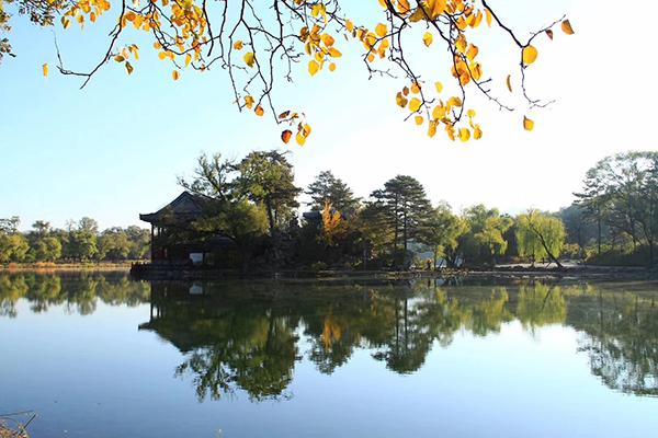 今起三天河北晴朗舒适 北部迎来最美秋季