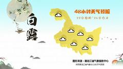 黑龙江未来三天天气晴好 适宜出行