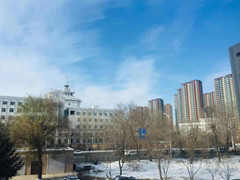 黑龙江近期南部地区多阵雪 气温下降明显