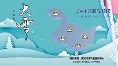 未来两天黑龙江多以晴到多云天为主 气温回升
