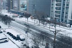 28日黑龙江降雪又再光顾 多地中雪鸡西局地有大雪