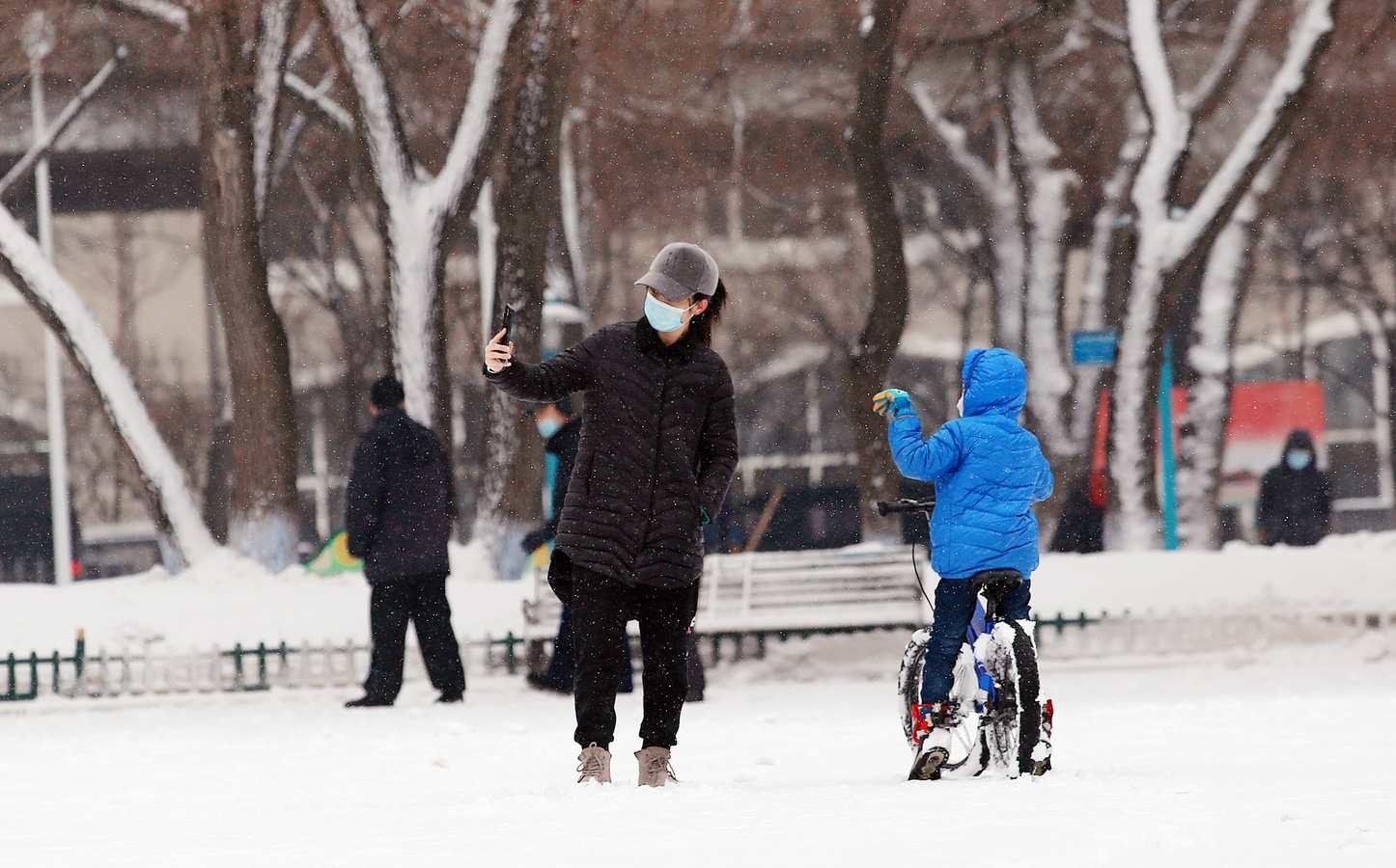 """""""数九""""的最后一九,黑龙江再迎降雪、降温、大风天气"""