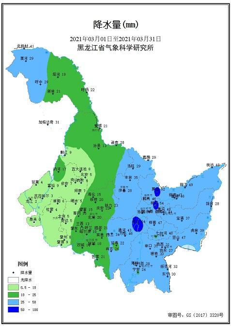3月农业气象月报