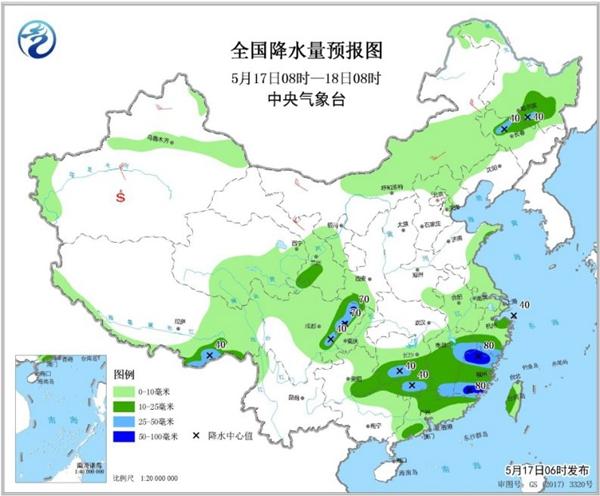 近期全国天气形势分析