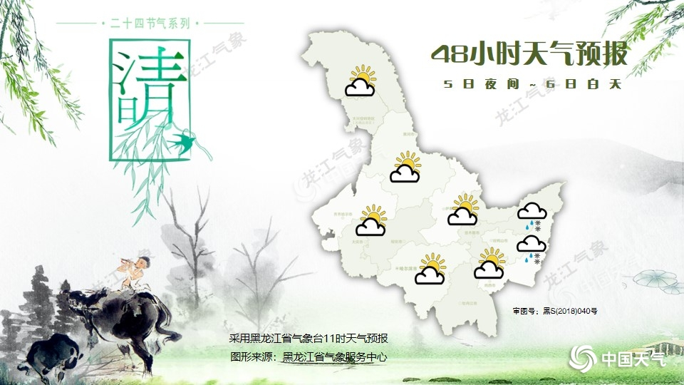 2021年04月04日 近期天气形势分析