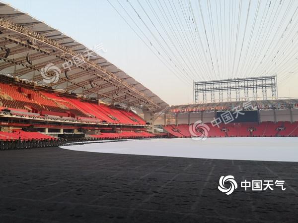 第七届世界军人运动会今晚在武汉晴朗开幕