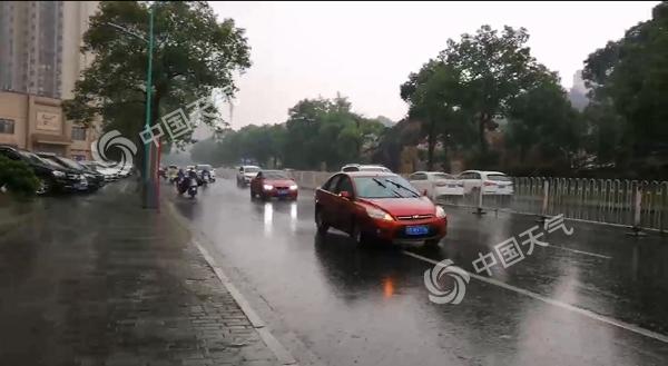 江西未来一周多强降雨 洪涝等灾