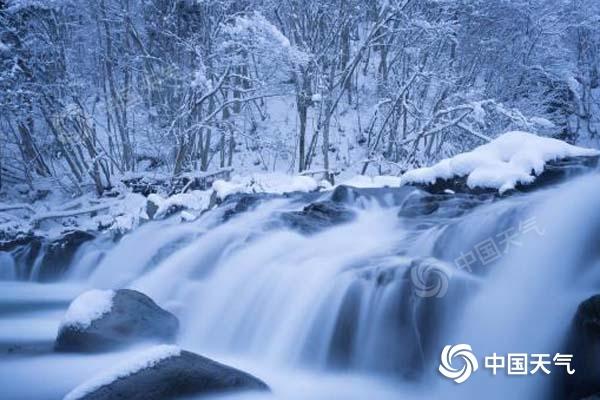 未来三天仍有雪花飘落 气温波动起伏比较大