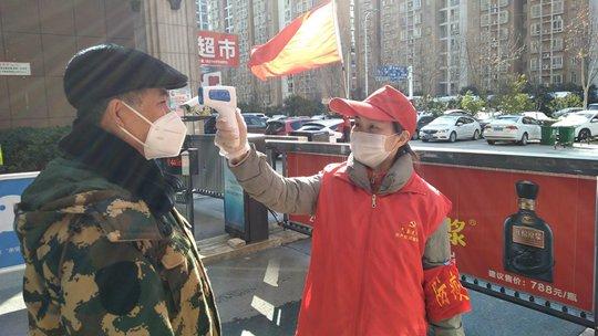"""安徽合肥气象人 战""""疫""""一线勇..."""