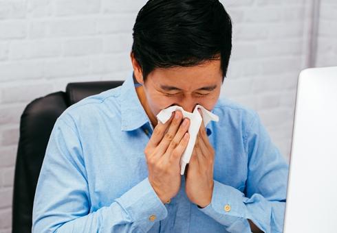 冬季呼吸道疾病高发 清洁消毒不能忘